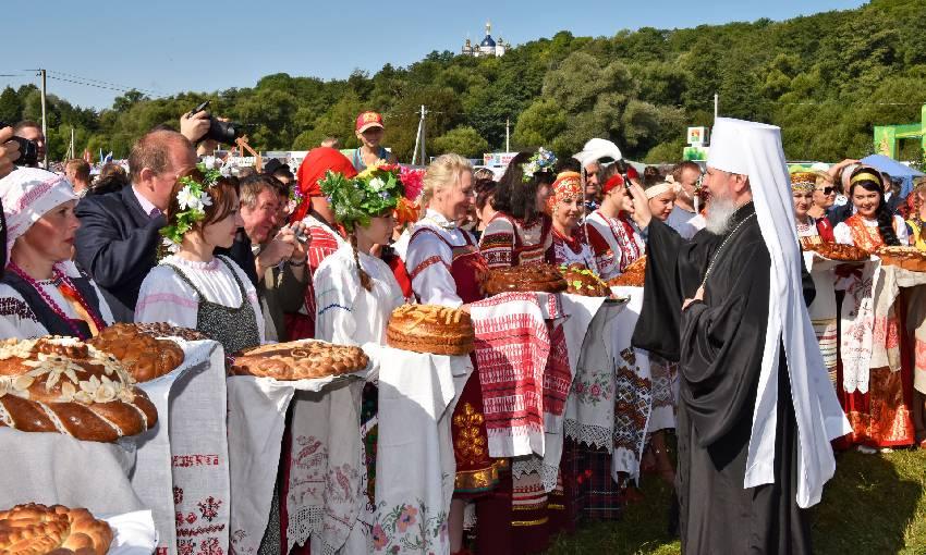 Брянская область праздники август