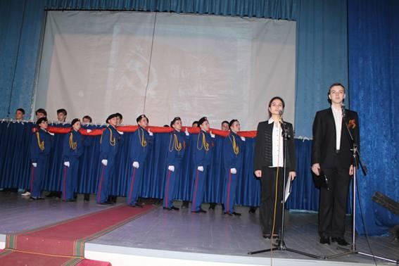 Район к 70 летию великой победы 5 02 2015